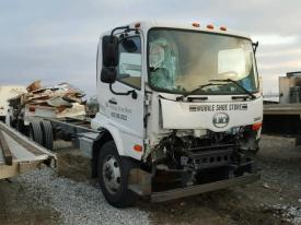 Salvage NISSAN DIESEL ALL MODELS